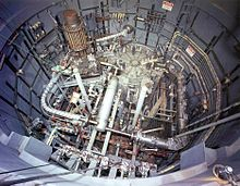 Molten Salt Reactor at Oak Ridge