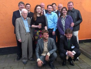 20150417 Group photo msr developers Delft (4)